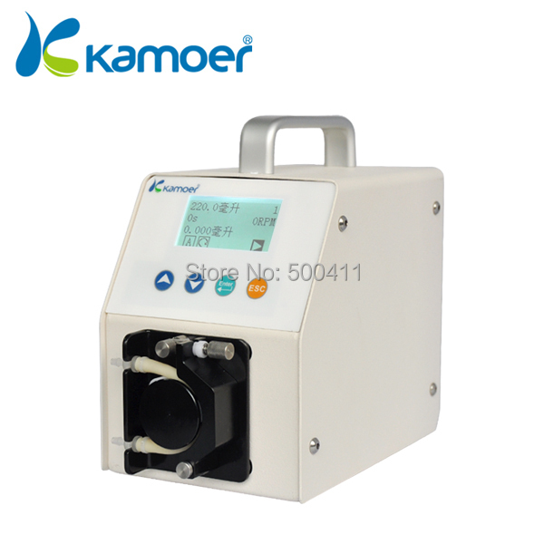Kamoer High Precision Stepper Motor 220v Touch Enabled Digital Peristaltic Water Pump In Pumps