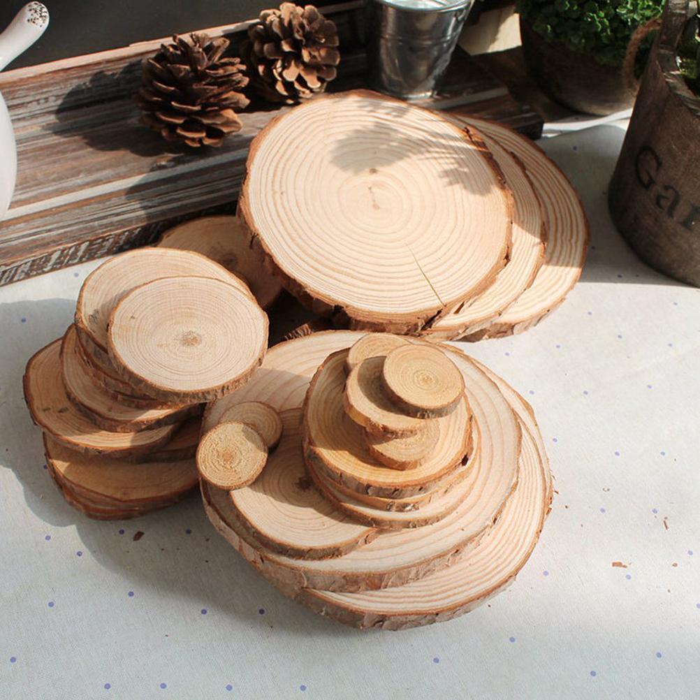 Деревянные диски для поделок