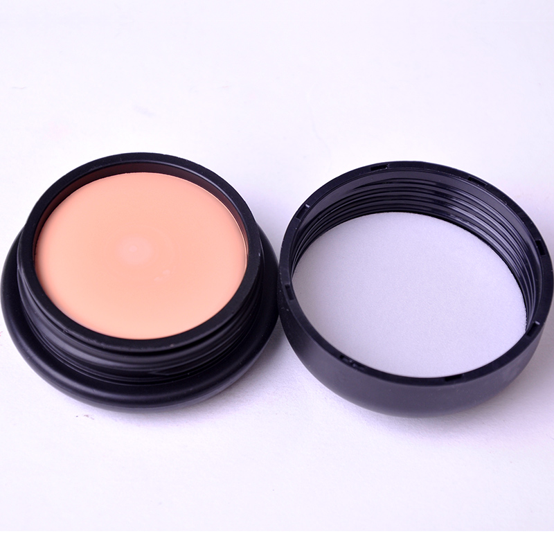 Promotion! 1 Pcs Best selling brand makeup concealer cream makeup studio finish concealer cover 2 Colors Option(China (Mainland))