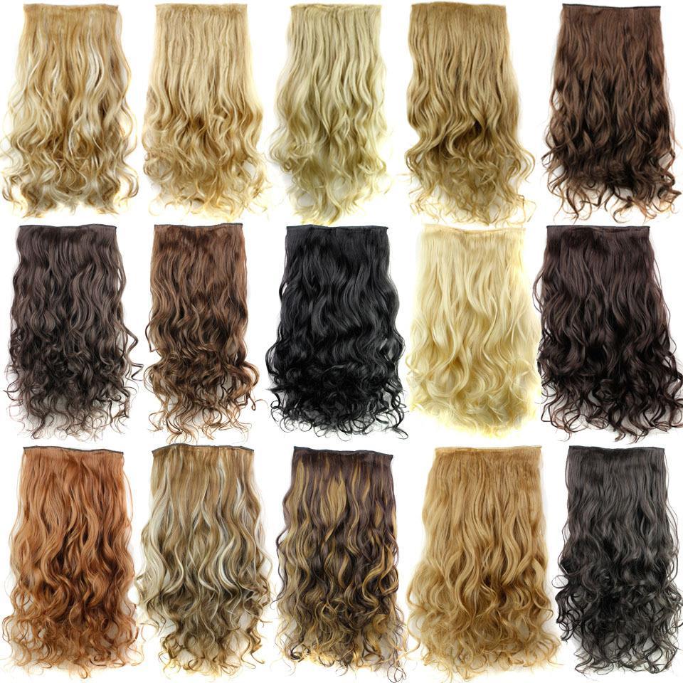 Help False Hair 24 Long Apply Hair Clips