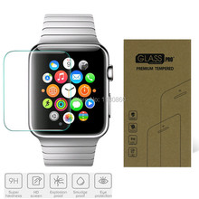 Watch 42mm Explosion-proof Tempered Glass Screen Protector For Apple Watch 42mm Premium Screen Anti Shatter Protector Film