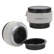 Buy 1.4x Extender Teleconverter Magnification Auto Focus Lens canon ef 5d3 6d 70d 5D II III 7D 600D 650D 760D 750D camera for $113.07 in AliExpress store