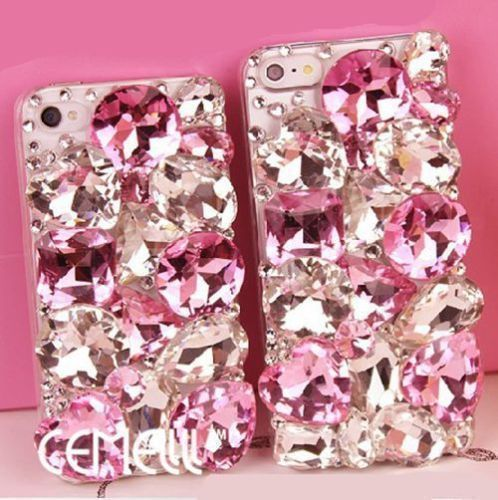 3D Luxury Bling Crystal Diamonds Hard Back Case Cover for iphone 7/7Plus/5/5S/6/6Plus for Samsung Galaxy Note7 5 4 3 S7 S7edge