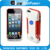 For iPhone 5,3500mah External Backup Battery with remote control with anti-theft alarming