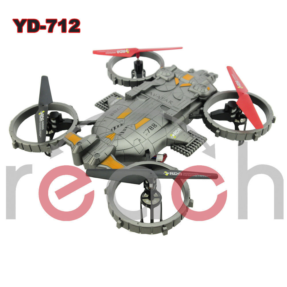 Cool 2015 Avatar YD 712 With Control Toy Airplane Shockproof-in Remote ...