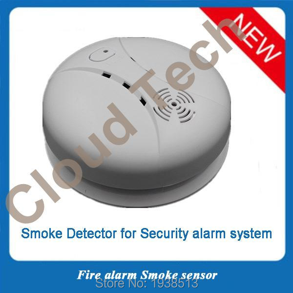 hot sales mcu technology standalone photoelectricity smoke detector wireless. Black Bedroom Furniture Sets. Home Design Ideas