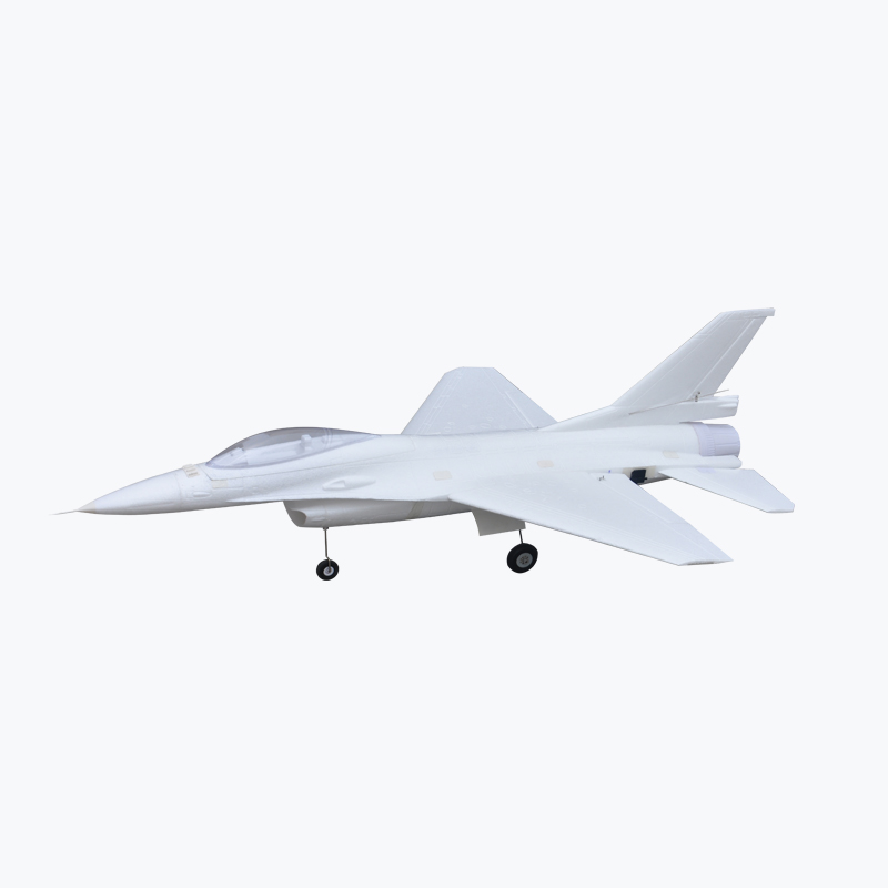 Starmax F16 EPO 70mm RC Jet White Kit(Hong Kong)