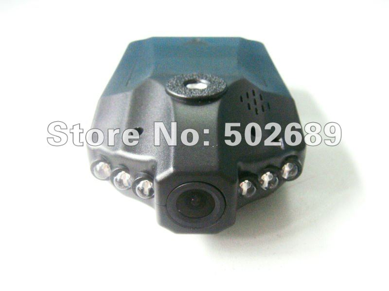 """Best factory price 2.5"""" TFT Screen hd auto camera/vehicle car black box with night vision H198(China (Mainland))"""
