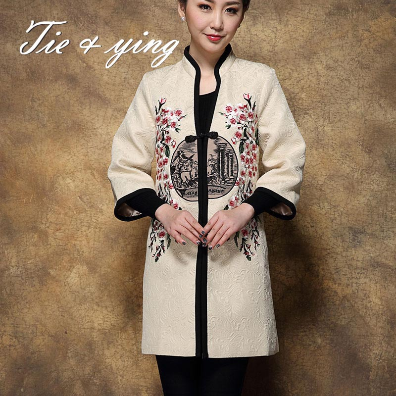 women embroidered coat Одежда и ак�е��уары<br><br><br>Aliexpress