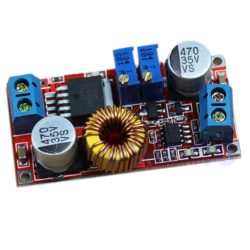 J34 Free Shipping 5A DC to DC CC CV Lithium Battery Charger Board LED Drive Power Converter Module<br><br>Aliexpress