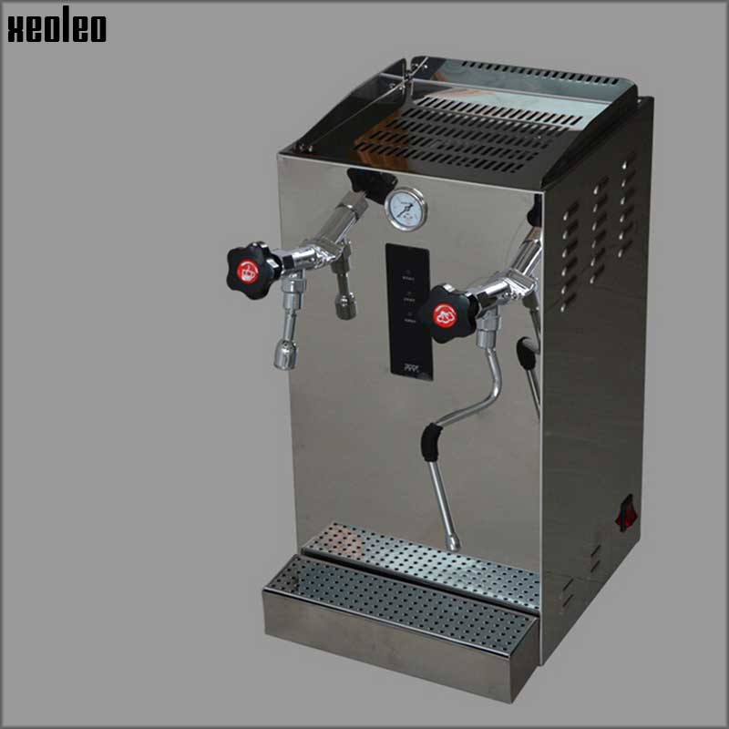 xeoleo automatic milk foam machine commercial steam water. Black Bedroom Furniture Sets. Home Design Ideas