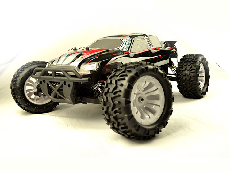 New Design 1/10 4WD RC Truck Shock Resistant Electric ...