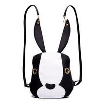 Cute Rabbit Shoulder Bag Women Girl's Travel Nylon Backpacks Schoolbag Popular Summer Bag Bolsos Mochila