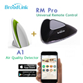 Broadlink Rm Pro RM2 Control with Android and IOS A1 Air Purifier Intelligent Air Quatily Detector