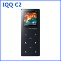 IQQ C2 bluetooth mp3 player sport with lossless recorder hifi mp3 music player radio fm Support