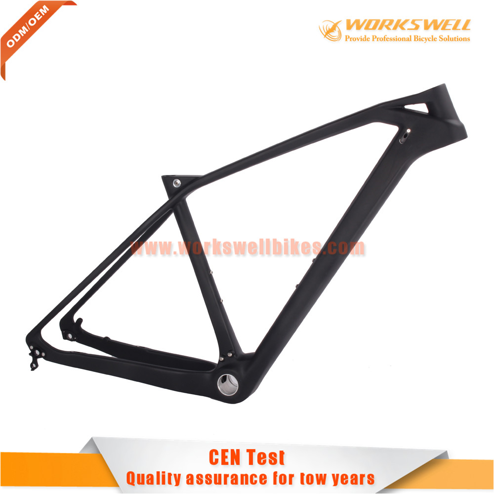 2015 new carbon frame mtb carbon frame 27.5er bicicletas mountain bike bicycle carbon frame BSA t800 MATTE UD(China (Mainland))