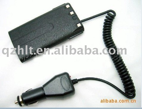 car charger < for walkie talkie>easy to take,use simply,match for every kind of walie talkie