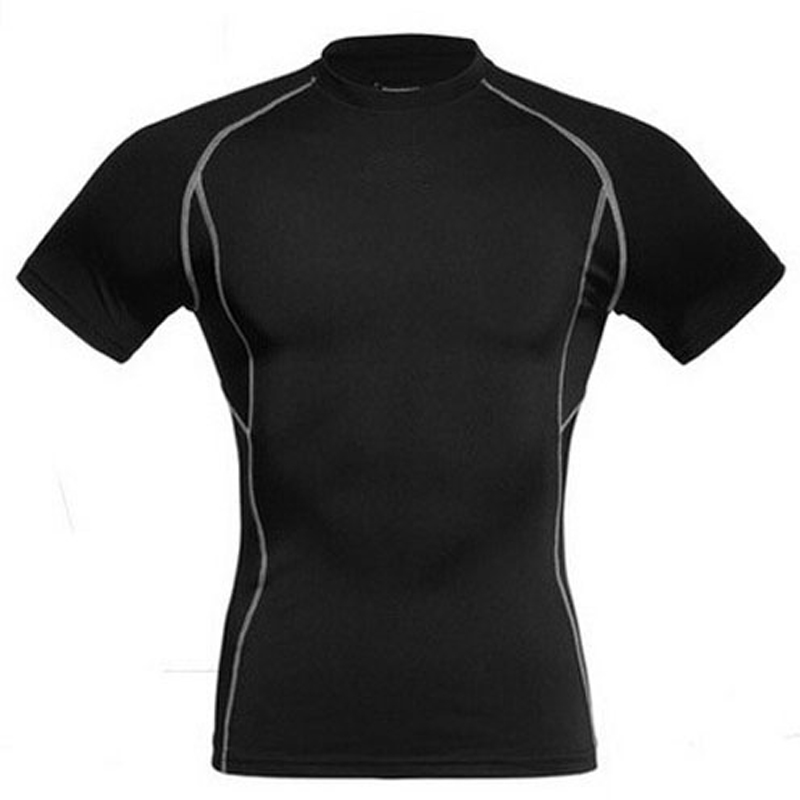 Plus s xxl mens body armour compression under base layer for Bulk under armour shirts