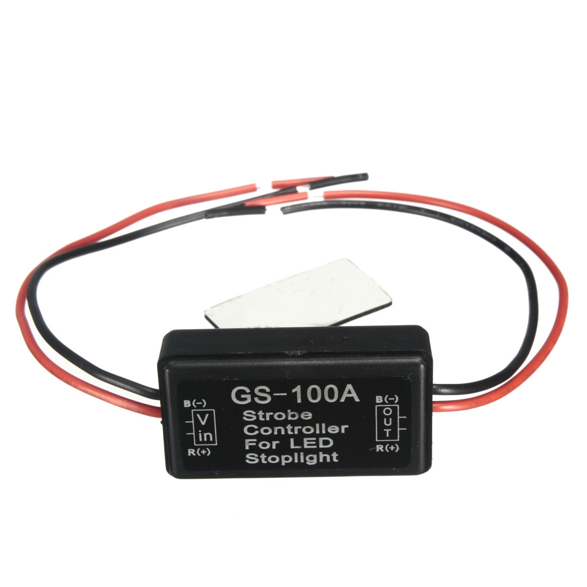 2017 Brand New GS-100A Universal Car 12V LED Brake Stop Light Strobe Controller Flash Module