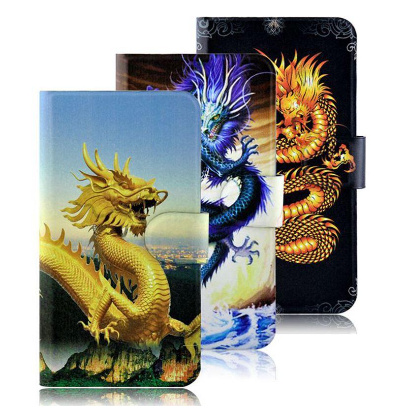 Горячая мифологии дракона феникс искусственная кожа флип чехол для Huawei Ascend G7 G7-TL00 liberty project чехол флип для huawei ascend p7 black