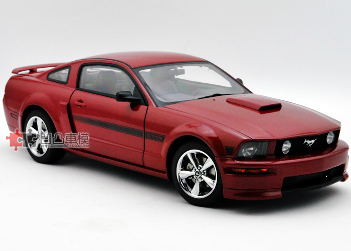 Aotuo FORD cs mustang gt alloy car model