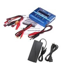 F00032/F00428 SKYRC iMAX B6 Mini 60w Lipo Balance Charger Discharger & 12V5A AC Power Adapter for RC Battery Helicopter Drone