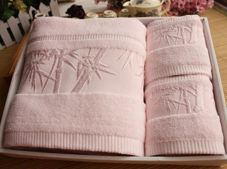 Здесь можно купить  ( Already 65% off ) (3pcs/lot) Bath towel set High quality towel  bamboo  fiber   bath  towel piece set  face towel wholesale  Дом и Сад