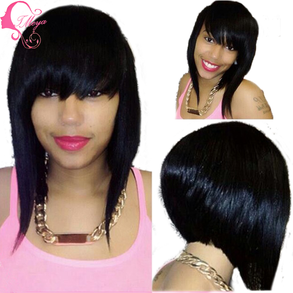 Black Human Hair Wigs Www Imgkid Com The Image Kid Has It
