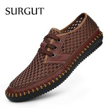 2016 NEW Brand Real Genuine Leather Casual Men's Shoes Matching Summer Flat Men Tenis Masculino Size 38-46 TOP Quality Shoes Men(China (Mainland))