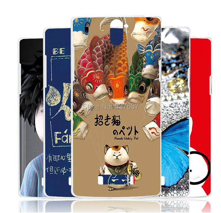 New arrival Oppo find 5 x909 case back cover,Cartoon painted plastic hard cover for Oppo find 5 cover phone case+screen Film(China (Mainland))