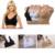 3pcs New 2015 Women Bodysuit Ahh Bra Slimming Underwear Corset Push Up Breast As Seen On TV  -- MTV59