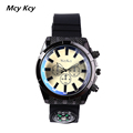 MCYKCY futuristic luxury men women black waterproof fashion casual military quartz hot brand sports watches relogios