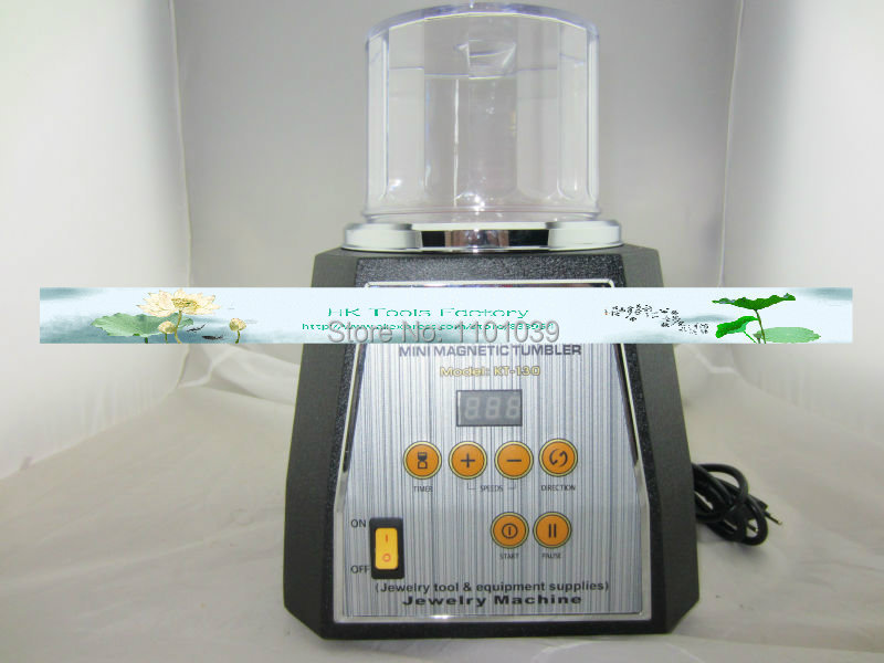 oo Magnetic polishing machine,big Magnetic Tumbler,jewelry tool(China (Mainland))