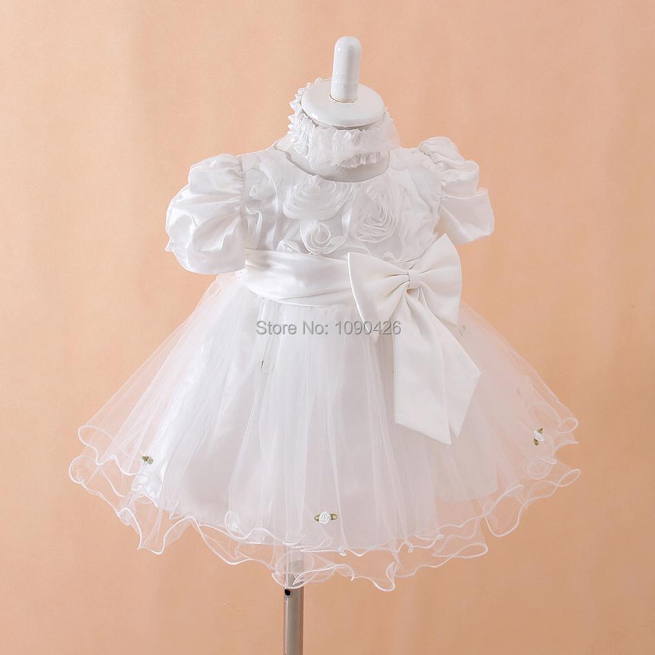 b b fille robe de bapt me b b fille robe de bapt me blanc brod princesse robe b b robe. Black Bedroom Furniture Sets. Home Design Ideas