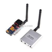 2014 Boscam TS352+RC305 FPV 5.8G 500mW AV A/V Transmitting 8 Channels Receiving System For DJI Phantom 5km Range