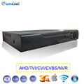 Hisiclion Chip Metal Case XMeye APP Hybrid Coxail DVR 4 Channel 1080P 1080N 960P 720P 960H