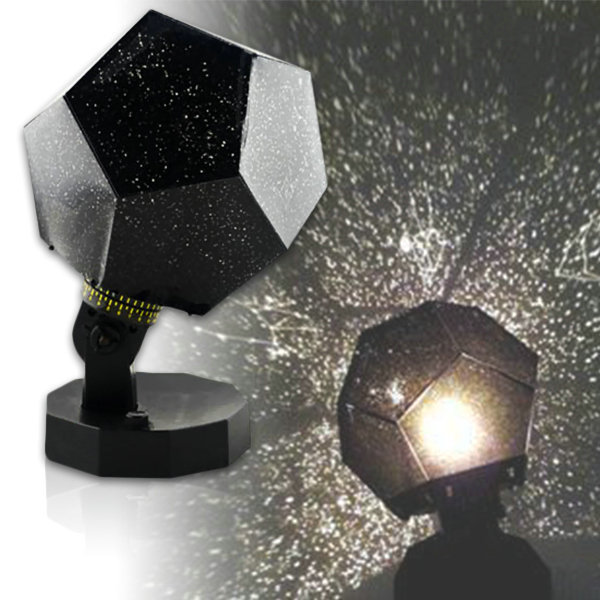 Free Shipping! Special Gift! Planetarium Star Master Projector Romantic Light Night Sky Lamp(China (Mainland))