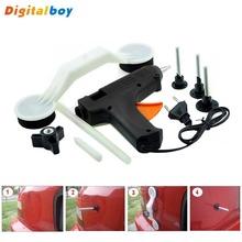 Hot Selling Auto Car Dent Ding Damage Repair Removal Tool Glue Gun DIY Car Repair Tools Set Car Care Brand new Car Accessories(China (Mainland))