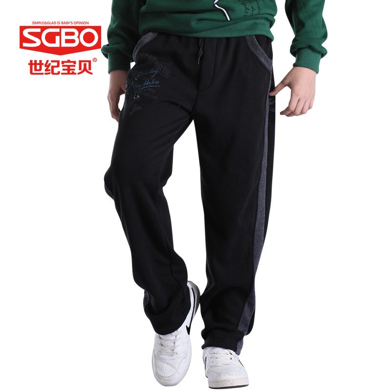 Aliexpress.com : Buy Classic Boys Pants Loose Straight ...