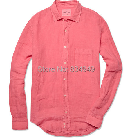 Find great deals on eBay for Mens Pink Linen Shirt in Casual Shirts for Different Occasions. Shop with confidence.