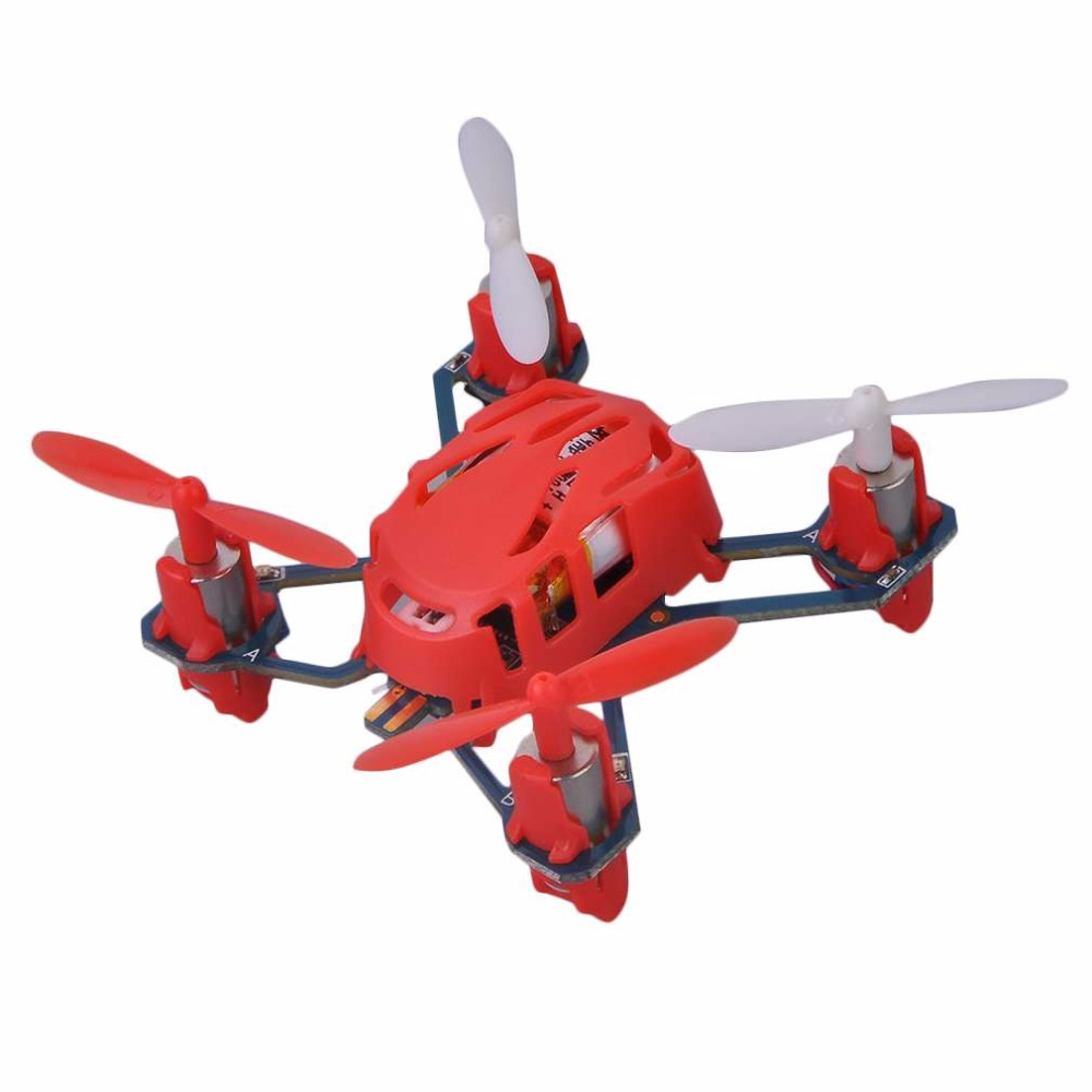 Hot! Q4 H111 4-CH 2.4GHz Remote Control Mini Professional Quadcopter Flying Helicopter Toys For Hubsan NANO NO. 1 New Sale