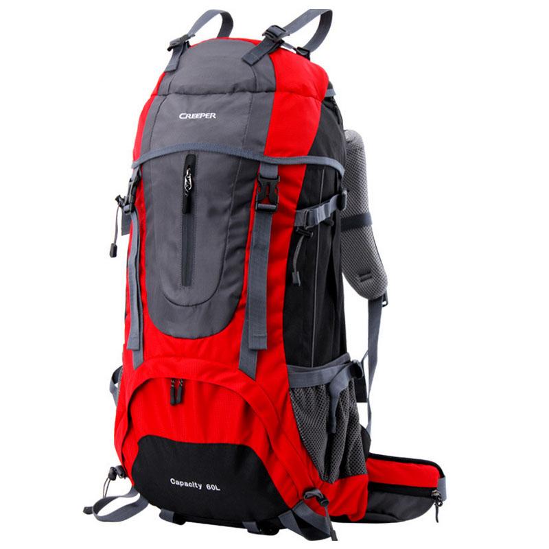Здесь можно купить  Outdoor sport  Multifunction travel camping Mountaineering Backpack Large-capacity professional bag Waterproof  backpack XA246L  Камера и Сумки