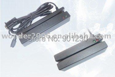 Magnetic card reader,magnetic swipe card reader,magnetic stripe card reader (track 12 read only)(China (Mainland))