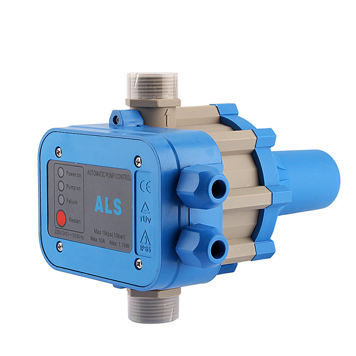 High quality Automatic Electric Electronic Switch Control Water Pump Pressure Controller 110/220V(China (Mainland))