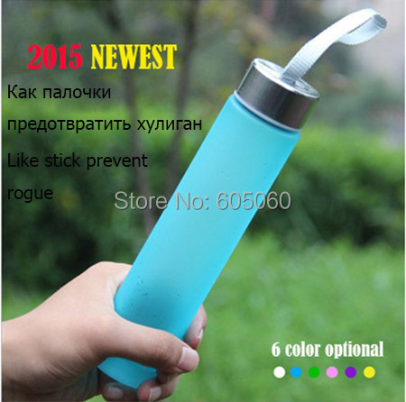 Bang Bang cup durable Boys and girls water cup Ms creative small cute portable mini water bottle prevent lady-killer Wholesale(China (Mainland))