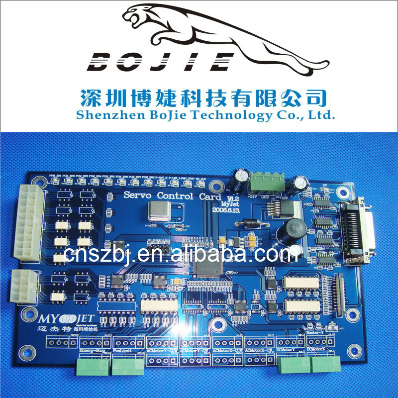 For Myjet Printer Xaar 128 Servo Board(China (Mainland))