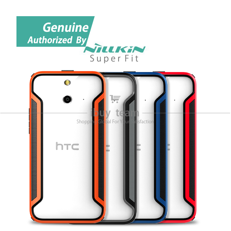 Extreme Protection Armor Frame Series PU & TPU Protective Bumper for HTC One E8 Back Case Cover Ultra Thin Retail Packaging(China (Mainland))