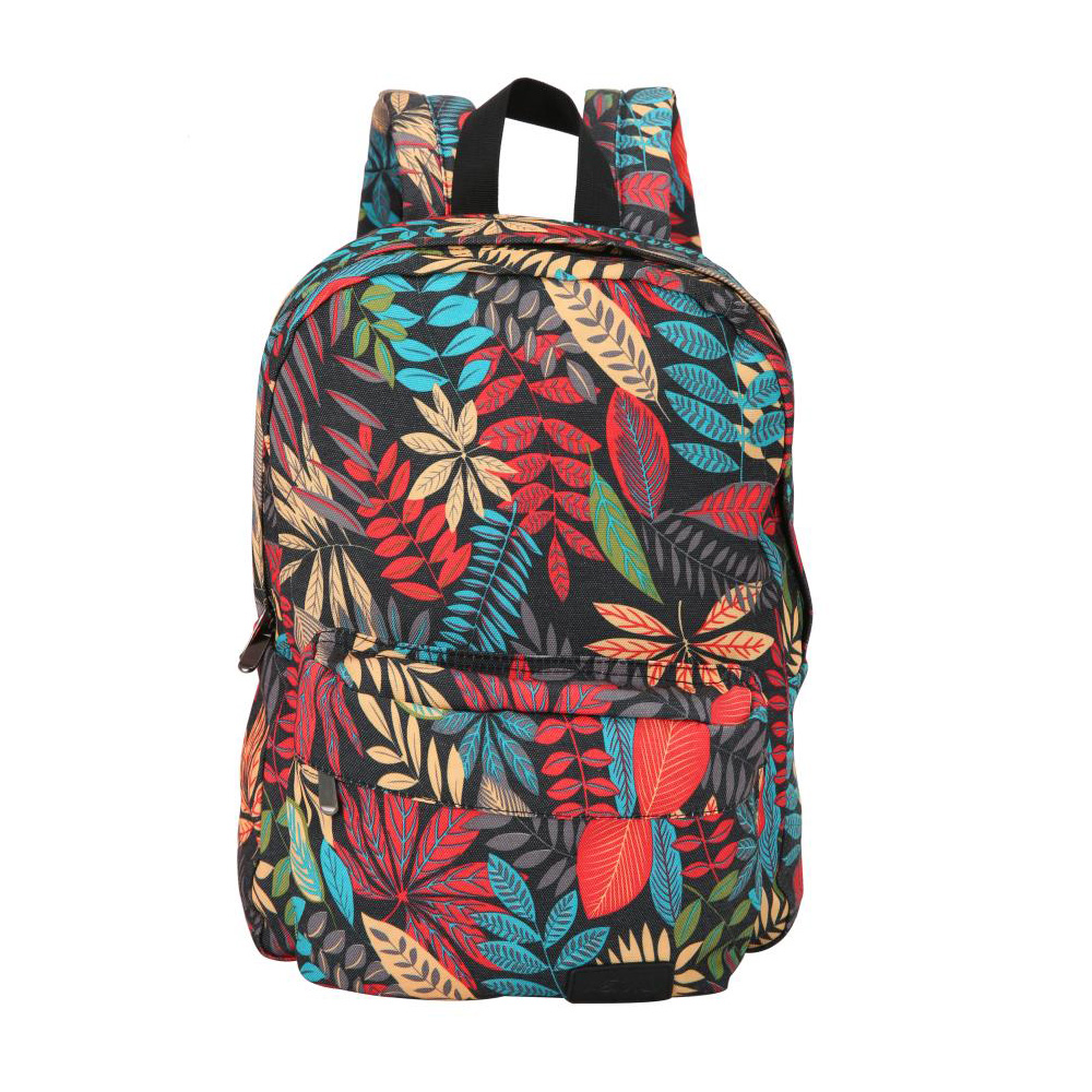 2016 New Unisex Oxford Coconut Trees Maple Leaf Printing Shoulder Bag School Youth Trend Backpacks<br><br>Aliexpress