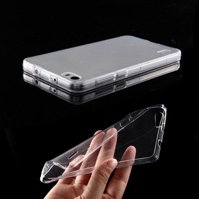Гаджет  Brand Quality 0.6mm Ultra Thin Slim Crystal Clear Soft TPU Back Case Cover For Huawei Honor 6 Covers Free Shipping None Телефоны и Телекоммуникации