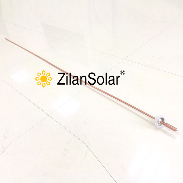14mm heat pipe for D58-L1800MM vacuum tube fit for solar collector(China (Mainland))